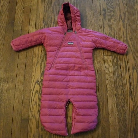 57055621d Patagonia baby down sweater bunting snowsuit 6 mon.  M_5a6f903f5521bebc162ce9d3